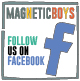 Magnetic Boys Facebook