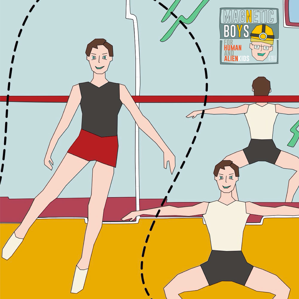 School Ballet Training - Magneticboys