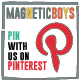 Magnetic Boys Pinterest