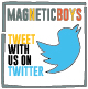 Magnetic Boys Twitter