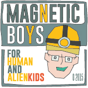 Magnetic Boys logo
