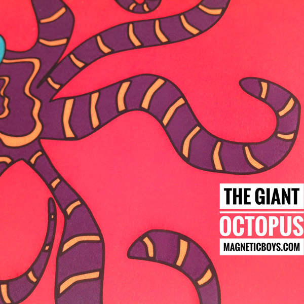 The Giant Octopus - Magnetic Boys
